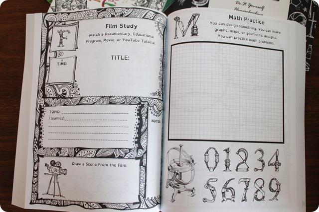 Do-it-Yourself Homeschool Journal