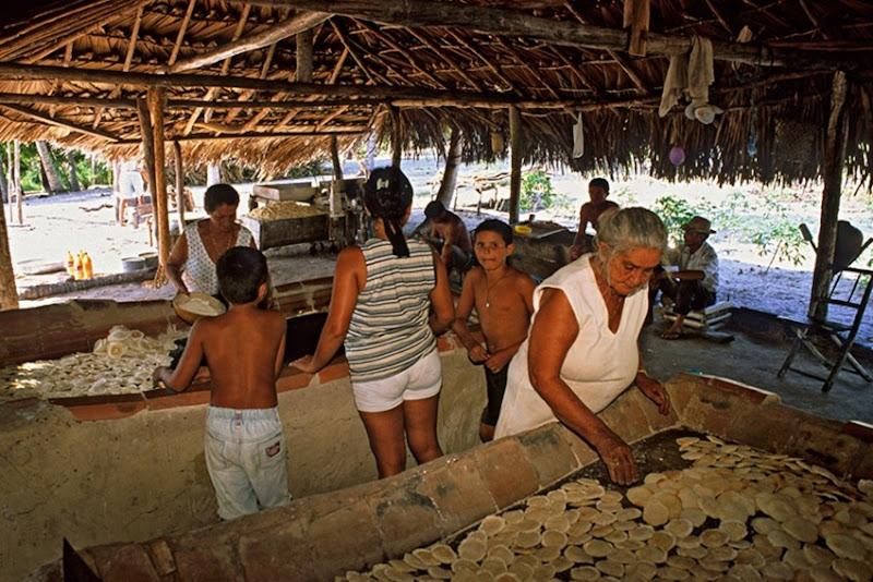 Esempio di casa de farinha, foto: Renato Grimm