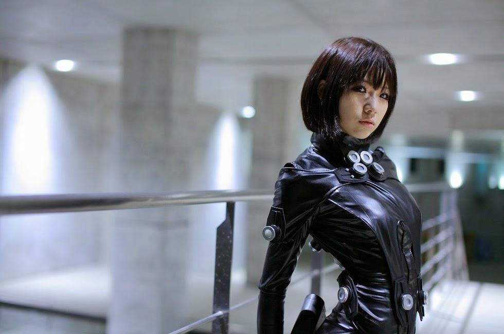 Nữ chiến binh Kei Kishimoto xinh đẹp trong Gantz - Ảnh 6