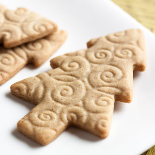 Spiced Cardamom Cookies