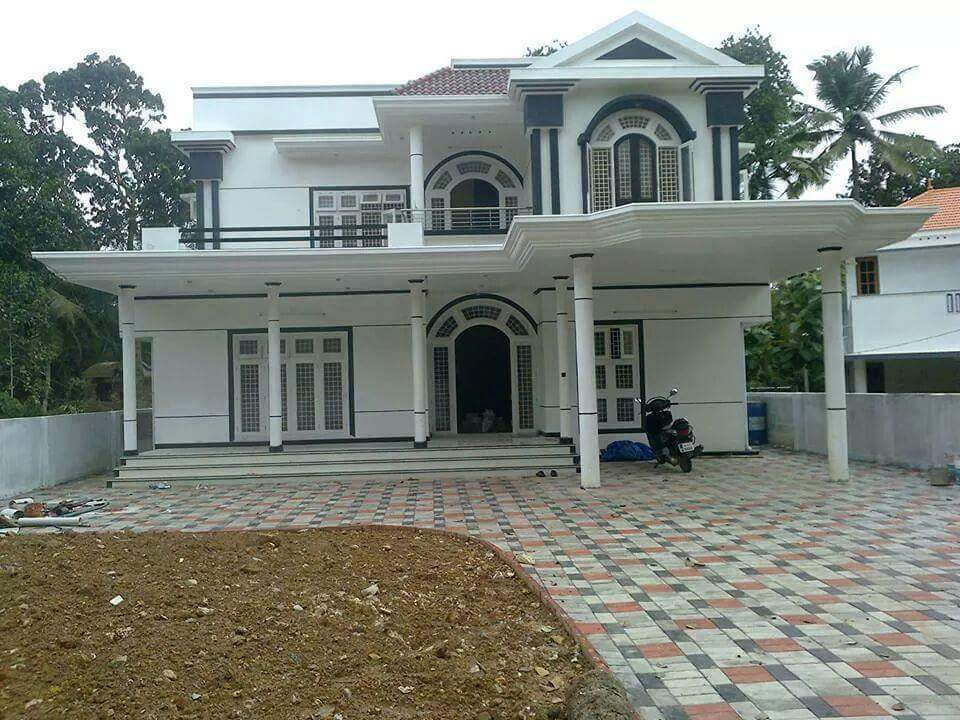 Contractors in chennai bhubaneswar architects Contemporary home construction