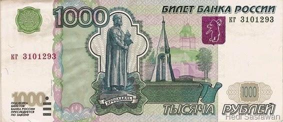 Mata uang Rubel