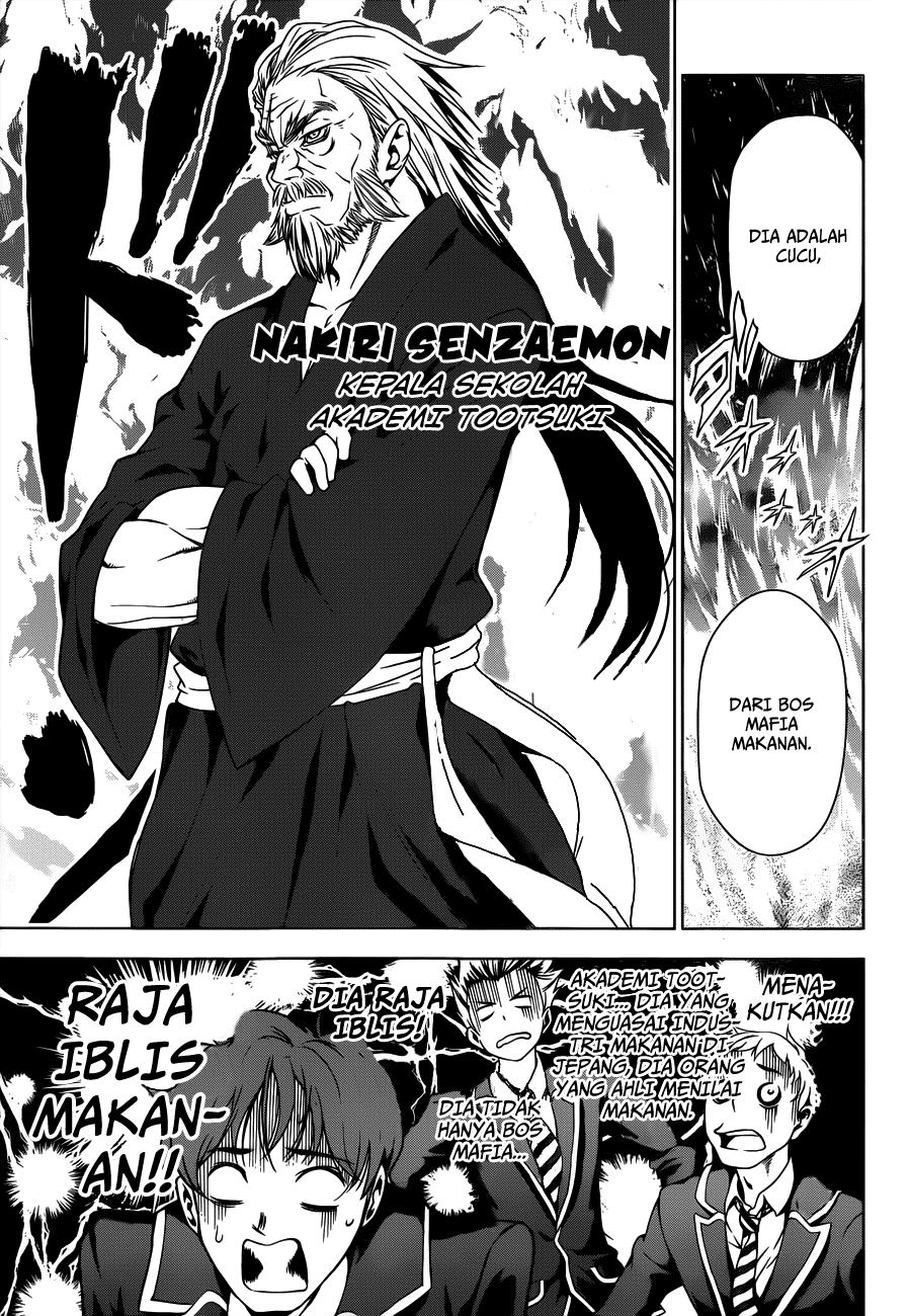 Shokugeki no Souma Chapter 4-3