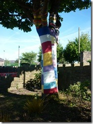 33 mossley yarn bombing