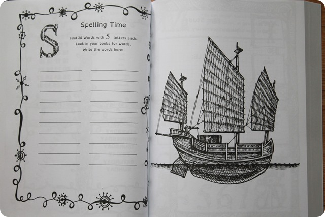 Library Based Journal for Boys