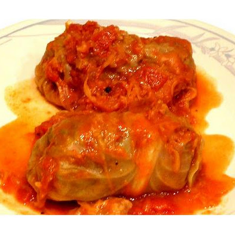 Hungarian Cabbage Rolls