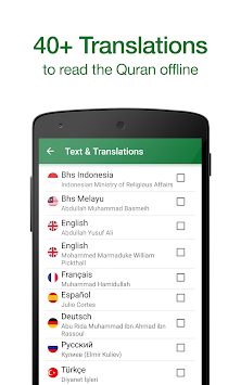Muslim Pro: Prayer Times Quran APK screenshot thumbnail 4
