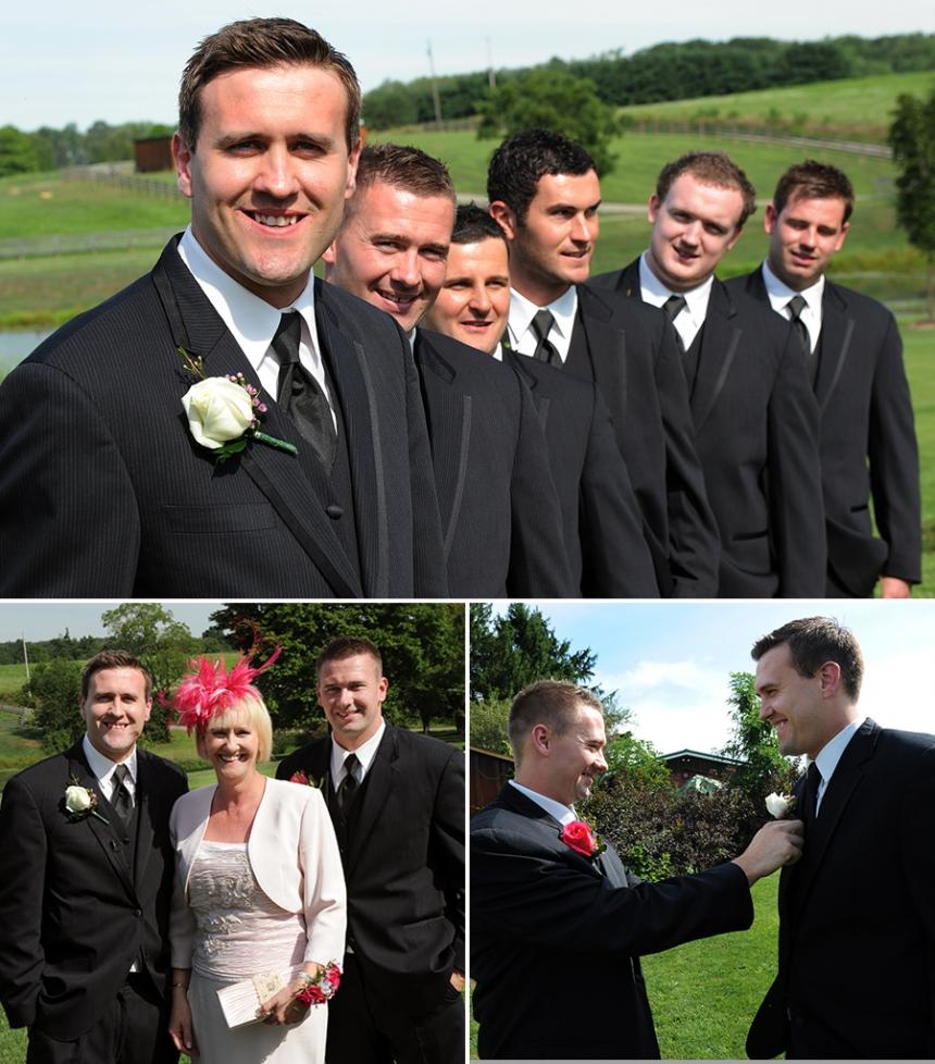 LINGROW FARM WEDDING
