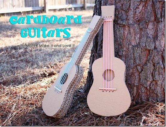 guitarra de carton (5)
