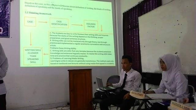 Seminar Proposal Mahasiswa PBI UM Metro 2015