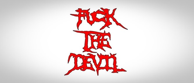 Fuck The Devil  logo