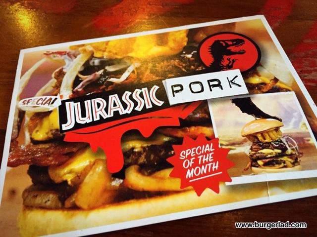 Almost Famous Jurassic Pork