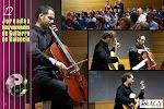 Guitarra, cello… y un concierto para hacer vibrar el alma. Concierto Extraordinario de Guillermo Pastrana, violoncello (España) y José Luis Ruiz Del Puerto, guitarra, (España).