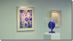 Yves-Klein-Lucio-Fontana.-Milano-Parigi-1957-1962-veduta-della-mostra-presso-il-Museo-del-Novecento-Milano-2014-1