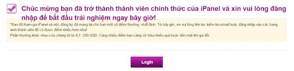 ipanelonline vn kiem tien tren mang 6 Kiem tien tren mang tu chuong trinh khao sat Ipanelonline cua Viet Nam