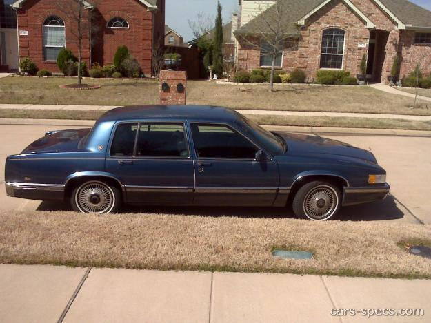 1991 cadillac deville coupe specifications pictures prices. Cars Review. Best American Auto & Cars Review
