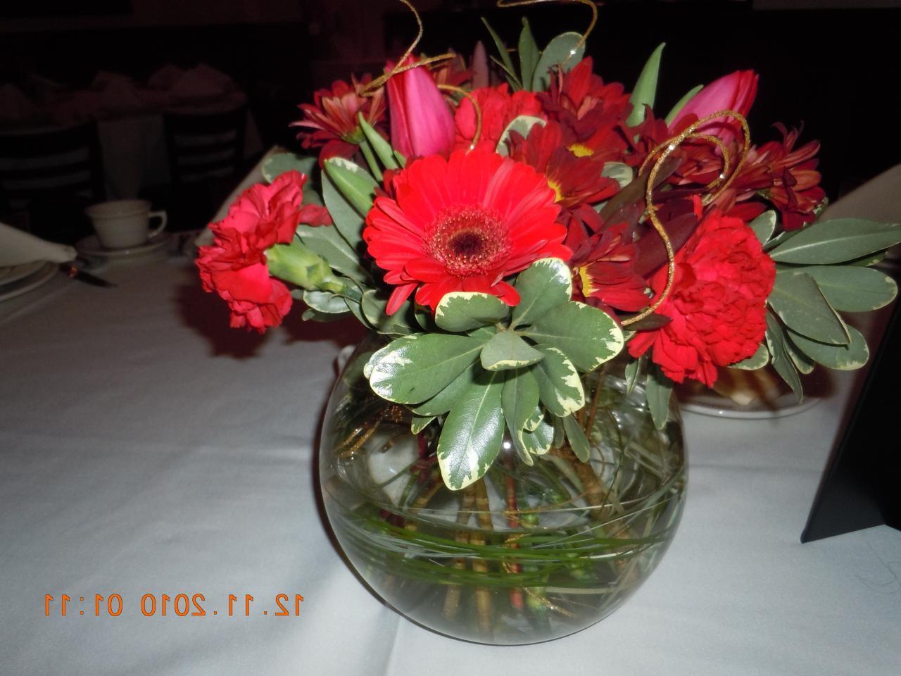 floral arrangements,