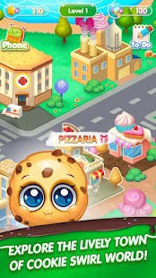 Cookie Swirl World for pc