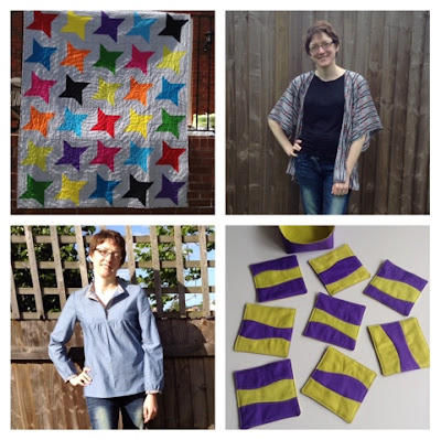 Quilting and Dressmaking projects by fabricandflowers