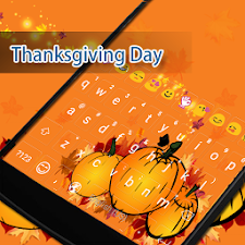 Thanksgiving Keyboard -Emoji