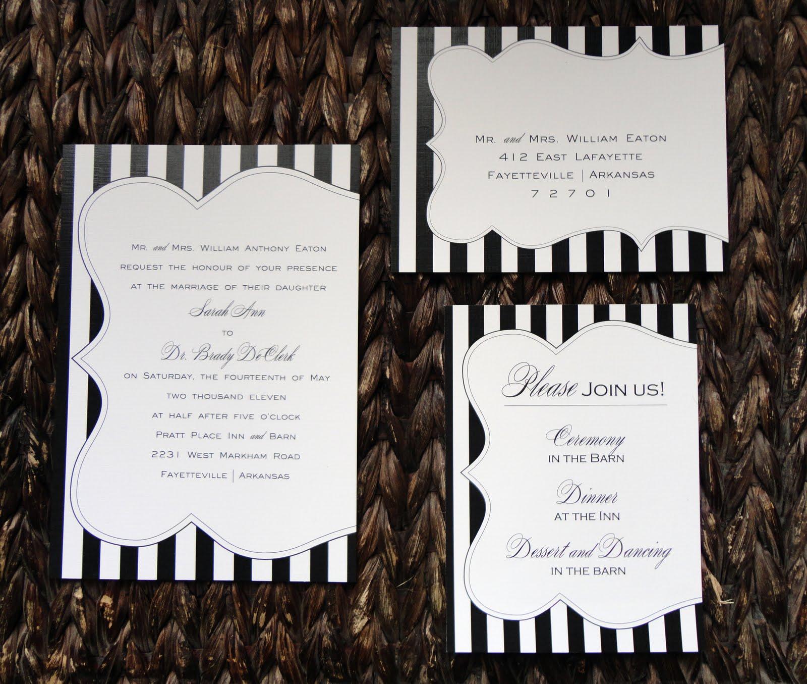 Dili\'s blog: of wedding invitations