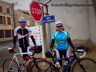 French Village Diaries cycling challenge 100km La Rochelle France Poitou-Charentes