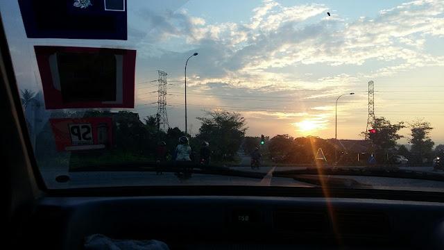 Tengok Matahari terbit, sunrise, matahari terbit