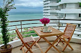 3 bedroom condo on pratamnak hill    to rent in Pratumnak Pattaya