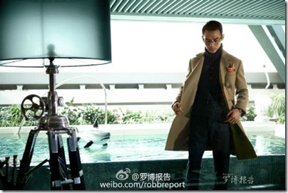 Wang Kai X Robb Report 王凱 X 羅博報告 2015 Dec 01