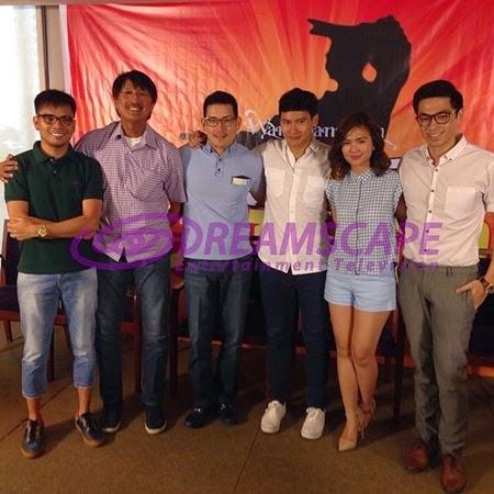 Erick Salud, Atoy Co, Richard Yap, Enchong Dee, Sofia Andres, David Chua