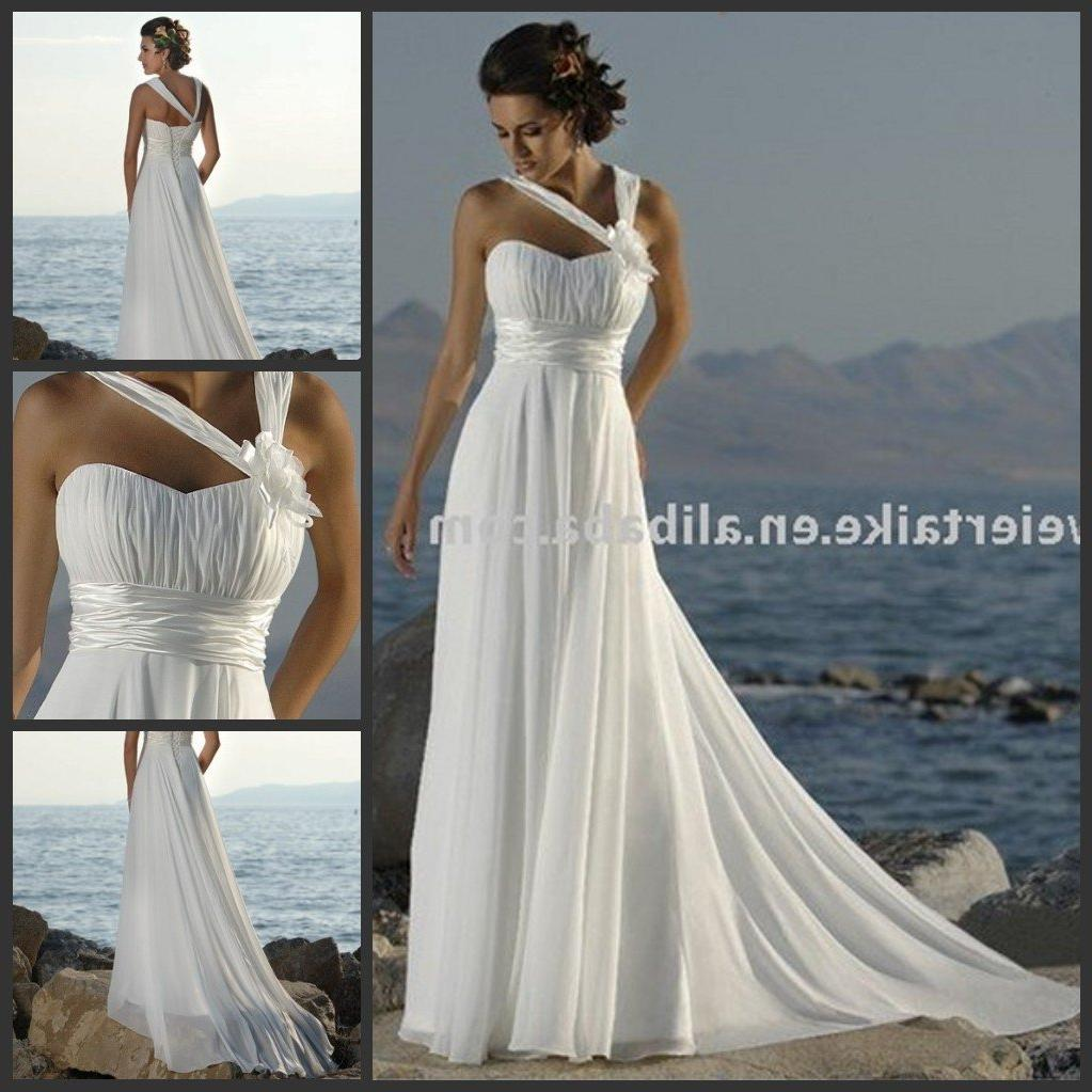 greek goddess wedding gown