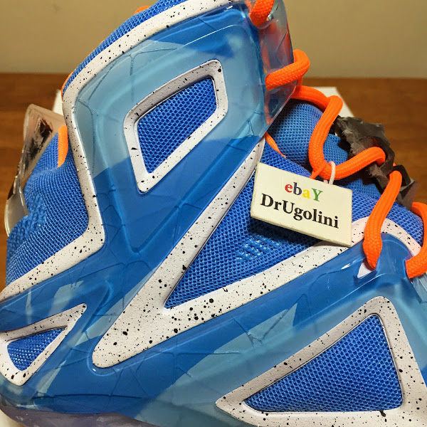 Preview of Upcoming Nike LeBron XII Elite 8220Elevate8221
