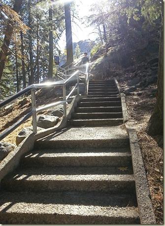 Sequoia NP Climbing Moro Rock_26