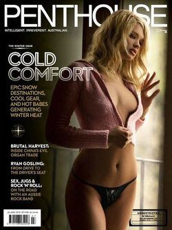 Penthouse #7-8 (july-august 2015 / Australia)