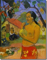 gauguin_paul-woman_holding_a_fruit