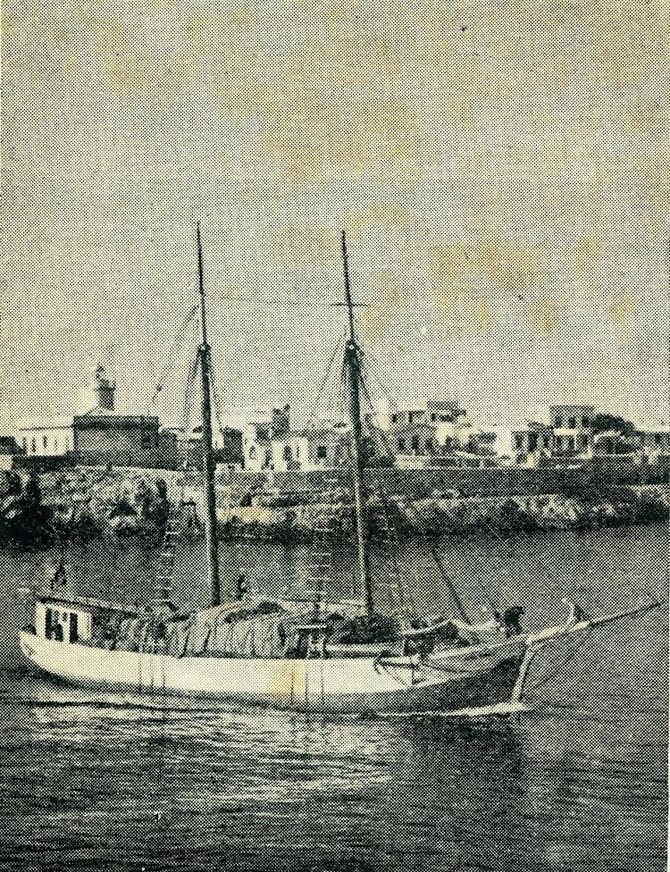 El pailebot PLAYA BLANCA. Efemerides Maritimas de Ciudadela en los Siglos XVIII y XIX.JPG