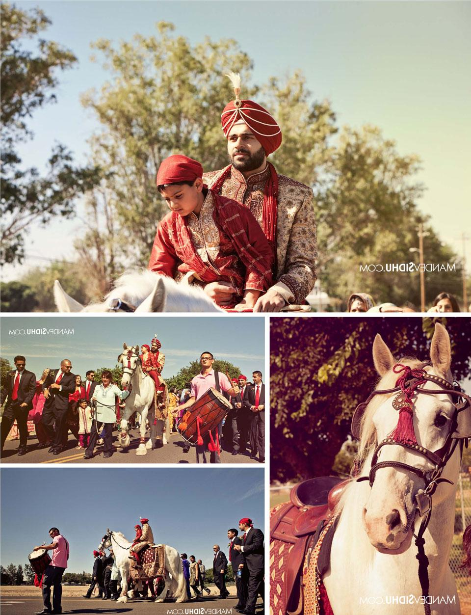 a beautiful Sikh Wedding-