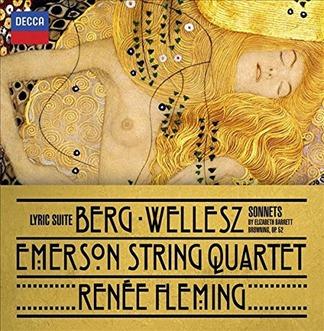 CD REVIEW: Alban Berg, Egon Wellesz, & Eric Zeisl - MUSIC FOR SOPRANO & STRING QUARTET (DECCA 478 8399)