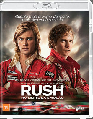 Filme Poster Rush – No Limite da Emoção BDRip XviD Dual Audio & RMVB Dublado