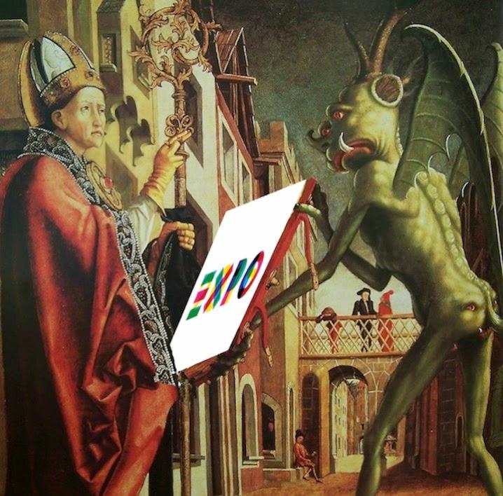 EXPO tra demonio e santità