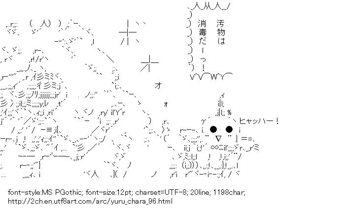 Yuru-chara,Funassyi,Flame gun