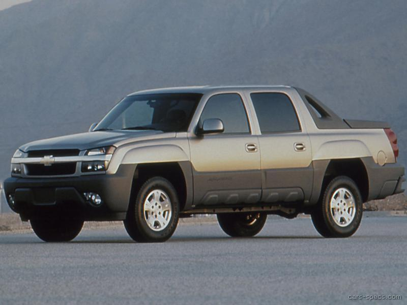 2004 chevrolet avalanche crew cab specifications pictures. Black Bedroom Furniture Sets. Home Design Ideas