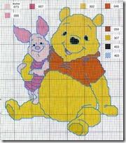 winnie the pooh punto de cruz  (2)