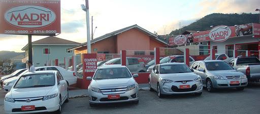 Madri automóveis, Av. das Tipuanas, s/n - Loteamento Madri, Palhoça - SC, 88136-000, Brasil, Concessionario_de_Veiculos_Usados, estado Santa Catarina