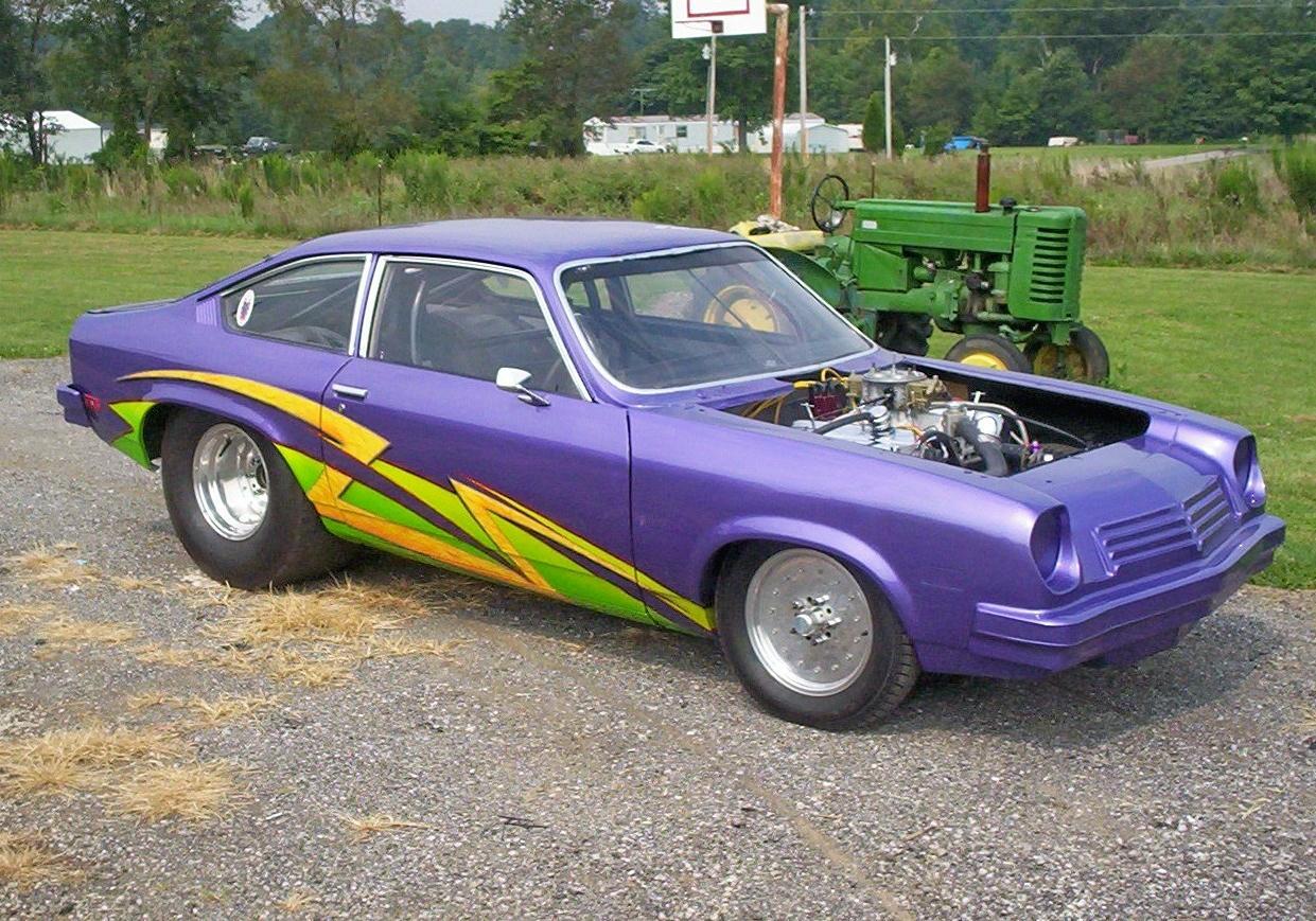1971 Chevrolet Vega 2 door