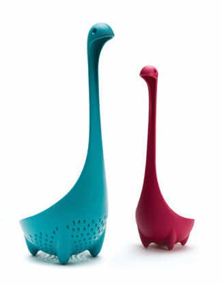 Nessie Set (Mamma Nessie and Nessie Ladle) from Soho Design Shop