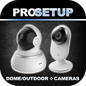 SetupPro for Yi Dome & Home Cameras For PC / Windows 7/8/10 / Mac – Free Download