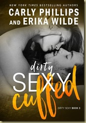 Cuffed by Carly Phillips and Erika Wilde - Thoughts in Progress
