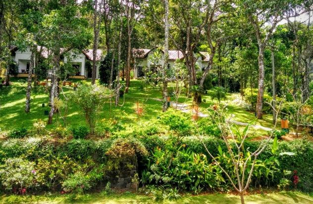 Independent Cottages at Niraamaya Cardamom Club