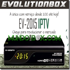 EVOLUTIONBOX EV 2015 FHD IPTV
